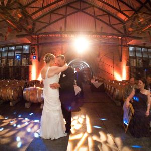 Central Coast Wedding Venue Justin Winery