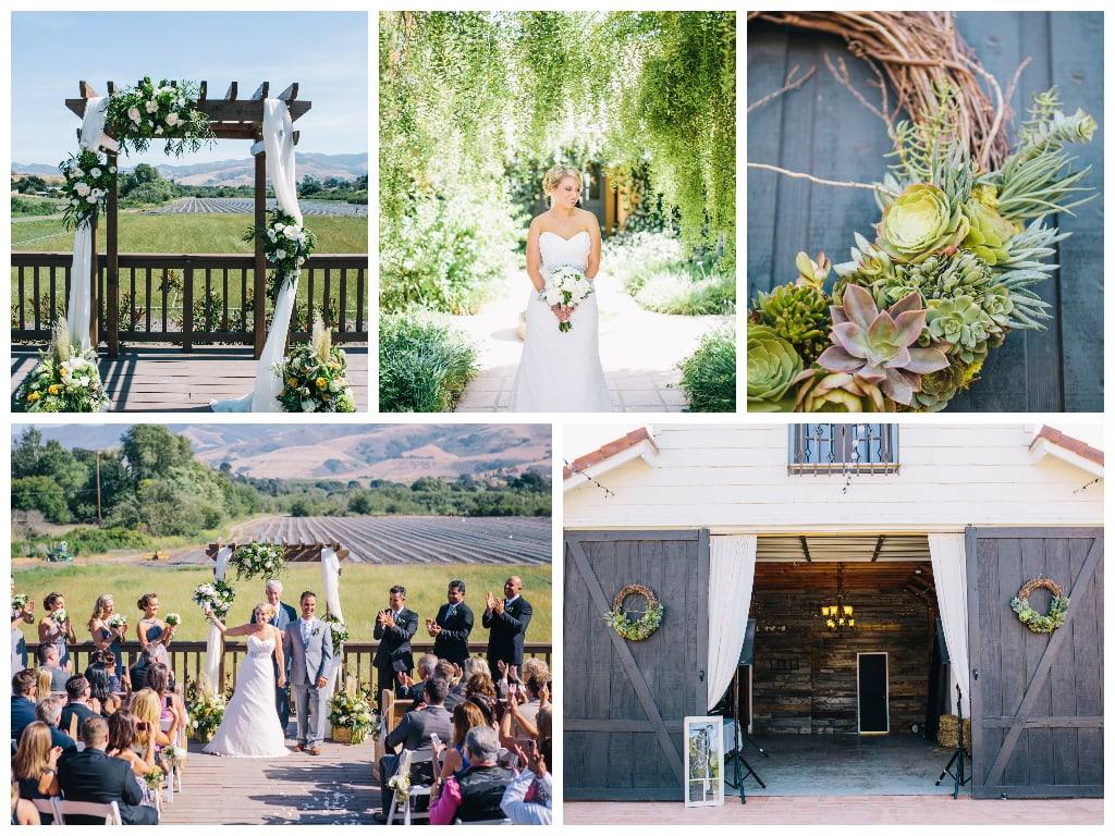 Central Coast Wedding- Ramirez