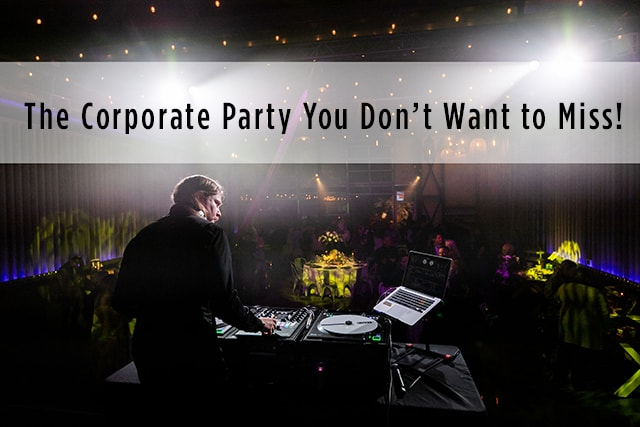 Kramer Events + Slo Brew Rock | The Corporate Party You Dont ​​Want to Miss!