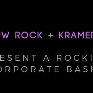 Slo Brew Rock, Kramer Events, Corporate Party