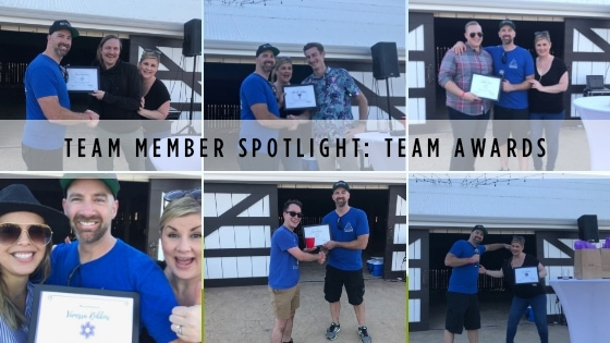 Team Member Spotlight | Award Winners